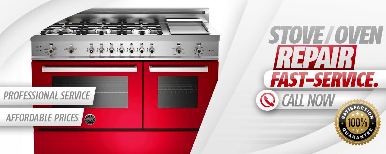 stove repair header