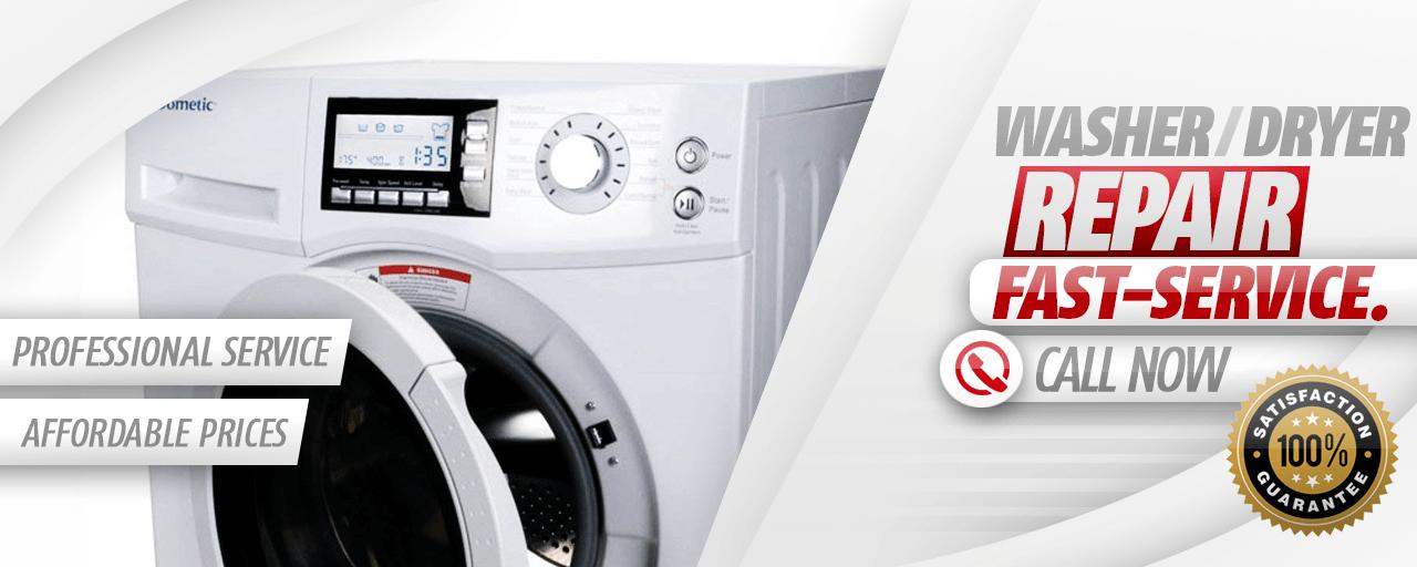 washer dryer repair header